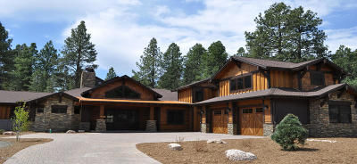 Coconino County Single Family Home For Sale: 3267 S Tehama Circle