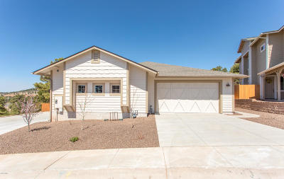 Flagstaff Condo/Townhouse For Sale: 1189 N Waterside Drive #Lot 66