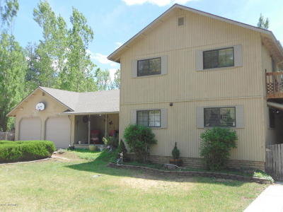 Munds Park Single Family Home For Sale: 17805 Longbow Road