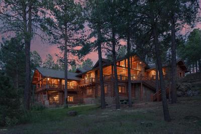 Flagstaff Single Family Home For Sale: 2782 Andrew Douglass