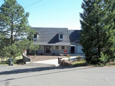 Williams AZ Single Family Home For Sale: $399,000