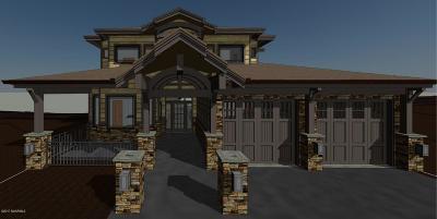 Single Family Home For Sale: 2992 N Oakmont Drive