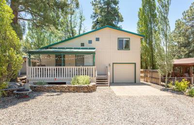 Munds Park Single Family Home For Sale: 1175 E Hillside Drive