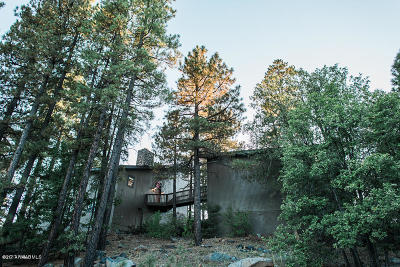 Munds Park Single Family Home For Sale: 34 E Oak Drive