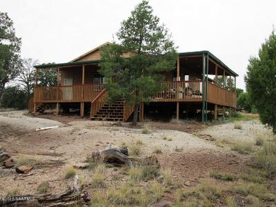 Seligman Single Family Home For Sale: 44500 Shadow Rock Trail