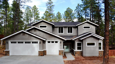 Flagstaff Single Family Home For Sale: 9889 S Girard Road