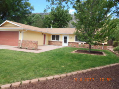 Flagstaff Single Family Home For Sale: 6225 N Harvest Road