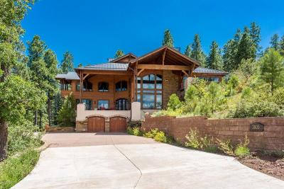 Flagstaff Single Family Home For Sale: 3805 W Strawberry Roan