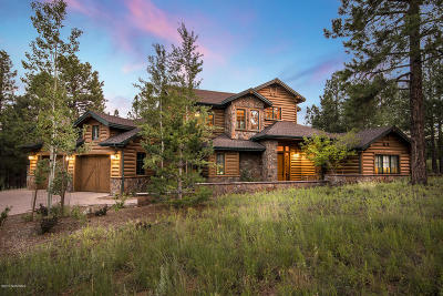 Flagstaff Single Family Home For Sale: 3481 S Del Mar Court