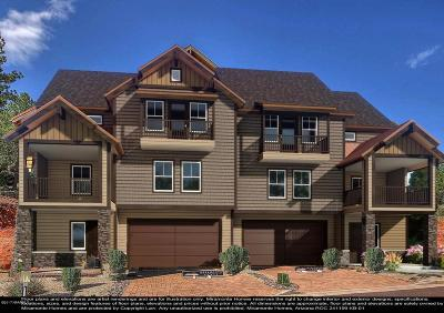 Flagstaff Condo/Townhouse For Sale: 431 N Moriah Drive #30
