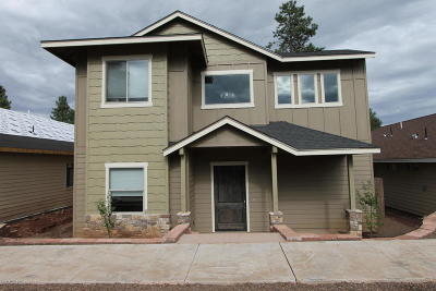 Flagstaff Single Family Home For Sale: 2441 W Pollo Circle