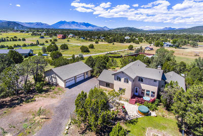 Flagstaff Single Family Home For Sale: 9846 Townsend Winona Road