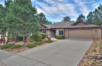 Flagstaff Single Family Home For Sale: 2394 N White Pine Drive