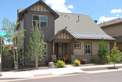 Flagstaff Single Family Home For Sale: 2918 S Pardo Calle