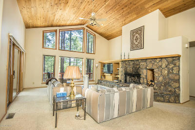 Flagstaff Single Family Home For Sale: 2290 Tom McMillan