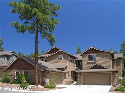 Flagstaff Condo/Townhouse For Sale: 4814 W Quick Draw