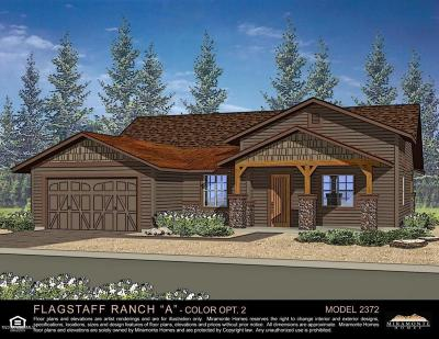 Flagstaff Single Family Home For Sale: 3565 S Lariat Loop