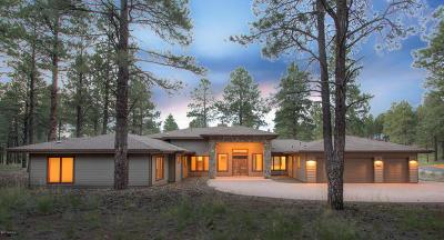 Flagstaff Single Family Home For Sale: 3705 Dapple Grey