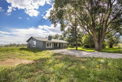 Single Family Home For Sale: 6030 E Sunset Boulevard