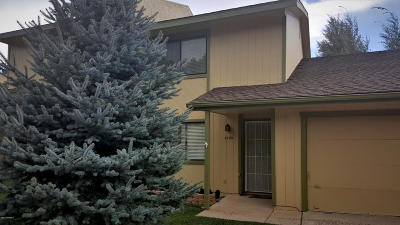 Flagstaff Condo/Townhouse For Sale: 4720 E Double Eagle Way