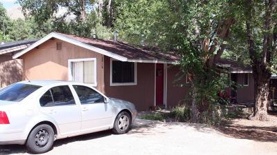 Flagstaff Multi Family Home For Sale: 2416 N Center Street