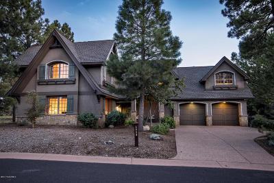 Flagstaff Single Family Home For Sale: 1713 E Solitude Court