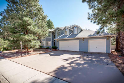 Coconino County Single Family Home For Sale: 850 N Hulet Lane