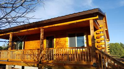 Williams Single Family Home For Sale: 6668 N Santa Fe Road