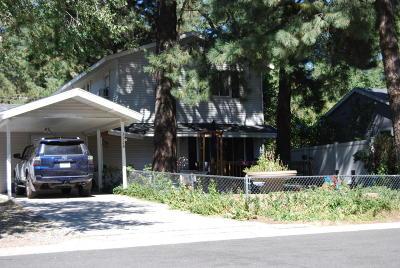 Flagstaff Single Family Home For Sale: 3028 E Mt Elden Drive
