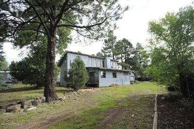 Single Family Home For Sale: 2713 Mesa Trail