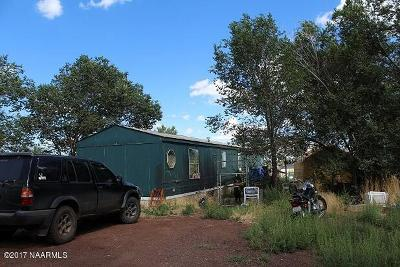 Flagstaff Mobile/Manufactured For Sale: 6679 N Pinon Road