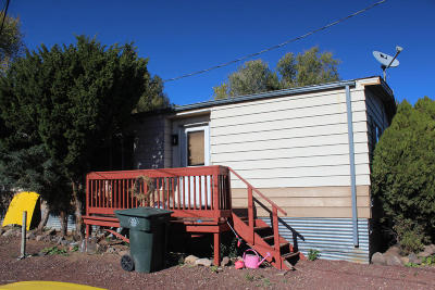 Coconino County Mobile/Manufactured For Sale: 1614 N First Street #2