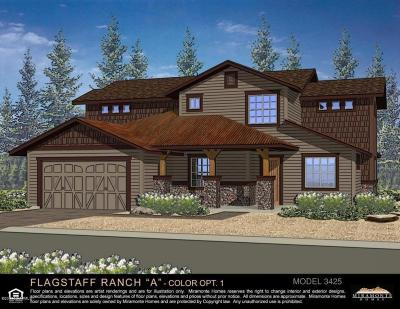 Flagstaff Single Family Home For Sale: 4780 S Flagstaff Ranch Road