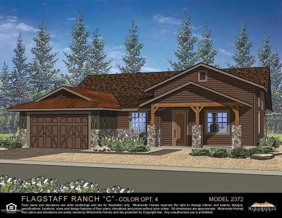 Flagstaff Single Family Home For Sale: 3560 Lariat Loop
