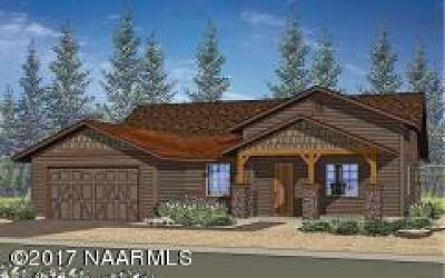 Flagstaff Single Family Home For Sale: 3570 Lariat Loop
