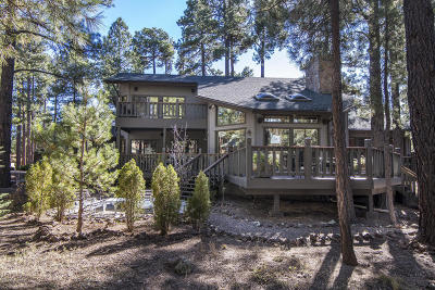 Flagstaff Single Family Home For Sale: 142-2629 Joe Dolan