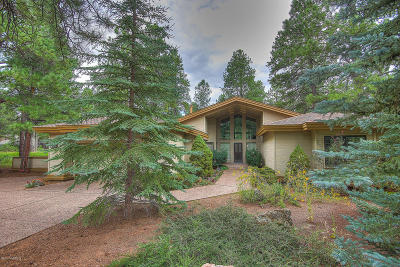 Flagstaff Single Family Home For Sale: 164 - 2109 Emma Leslie