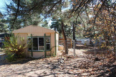 Mobile/Manufactured For Sale: 2397 Keams Canyon Trail