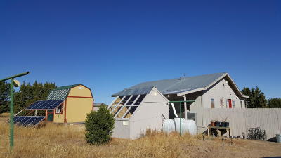 Flagstaff Single Family Home For Sale: 10 Leupp Road