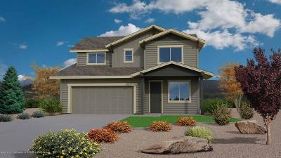 Single Family Home For Sale: Plan 1632 Flagstaff Meadows