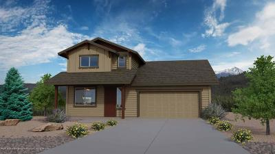 Bellemont Single Family Home For Sale: Plan 2090 Flagstaff Meadows