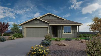Single Family Home For Sale: Plan 1566 Flagstaff Meadows