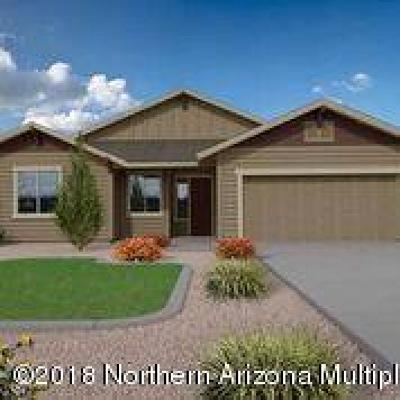 Bellemont Single Family Home For Sale: Plan 1896 Flagstaff Meadows