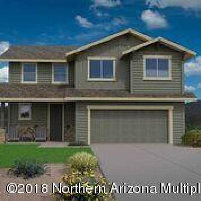 Bellemont Single Family Home For Sale: Plan 1941 Flagstaff Meadows