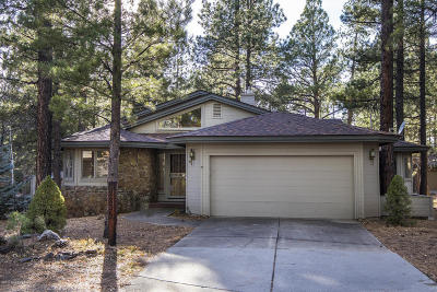 Coconino County Single Family Home For Sale: 2235 Tom McMillan