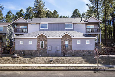 Flagstaff Condo/Townhouse For Sale: 2563 W Josselyn Dr Drive