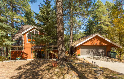 Flagstaff Single Family Home For Sale: 2937 Kletha Trail