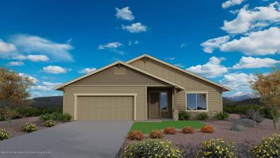 Bellemont Single Family Home For Sale: Plan 1770 Flagstaff Meadows
