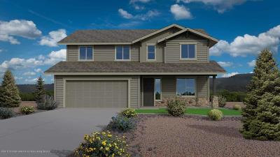 Single Family Home For Sale: Plan 2646 Flagstaff Meadows