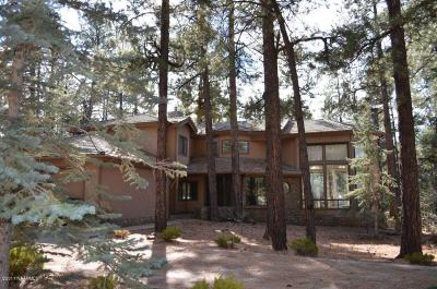 Flagstaff Single Family Home For Sale: 3674 Richard Kern